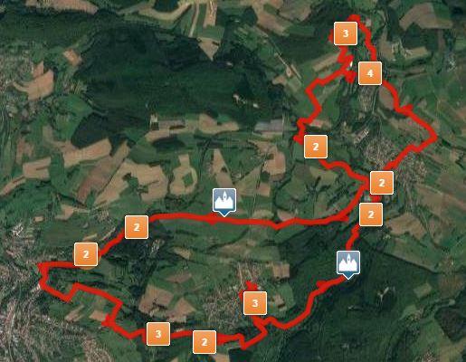 Ostertal-Tour